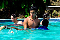 Swimming Lessons at Marigot