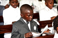 Gros Islet RC 1st Communion Mass